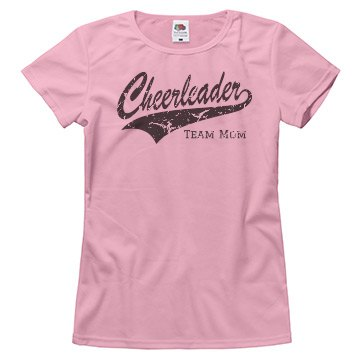 Cheerleader Script Mom
