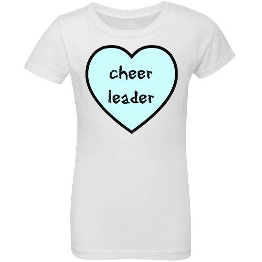 Cheerleader Tee: KIDS