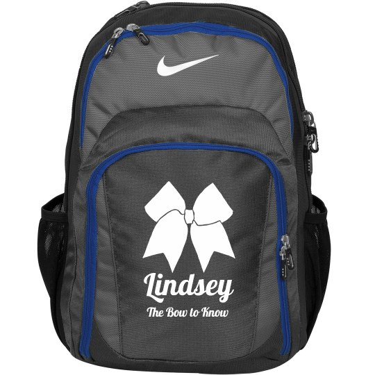 Cheerleader's Gear Bag