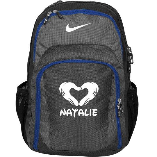 Cheerleaders Nike Cheer Bag With Custom Name!