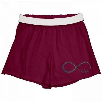 Cheerleading basic shorts
