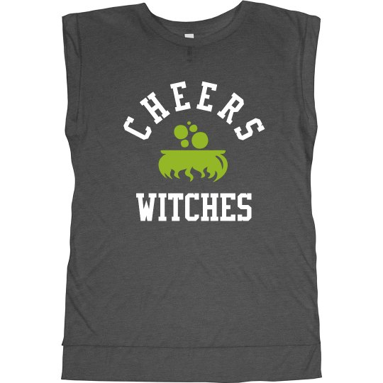 Cheers Drinking Witches