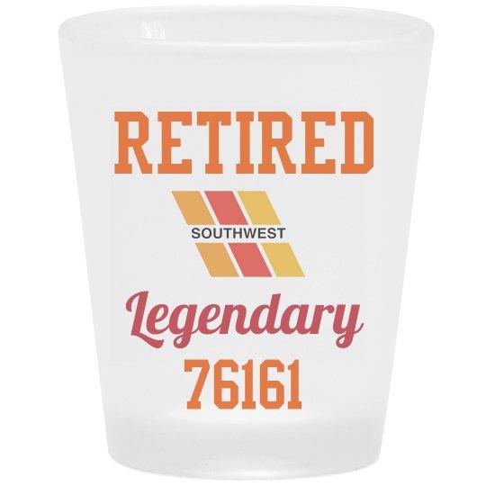 Cheers to the Legendary years!