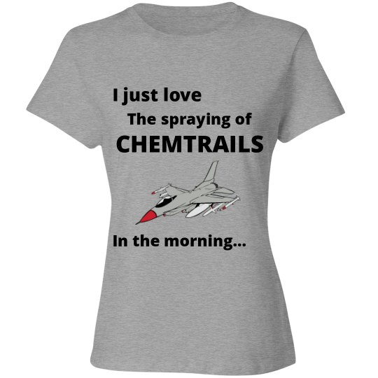 Chemtrail Spraying