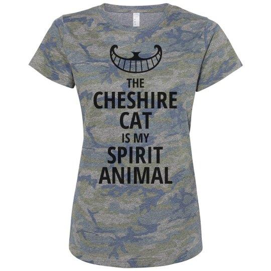 Cheshire Cat Spirit
