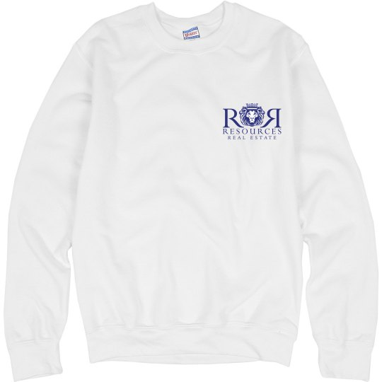 Chest Logo Crewneck