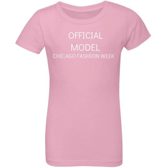 CHILD SIZE CHICAGO FASHION WEEK