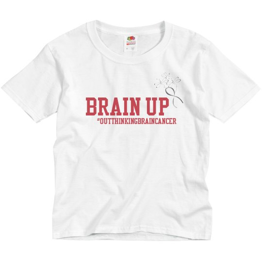 Children Dance for a Cure T-shirt Brain Up