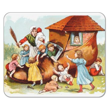 Children Mousepad