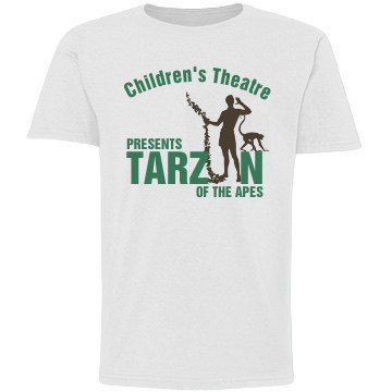 Childrens Theater Tarzan