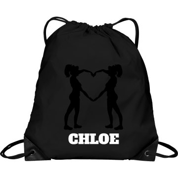 Chloe cheer bag