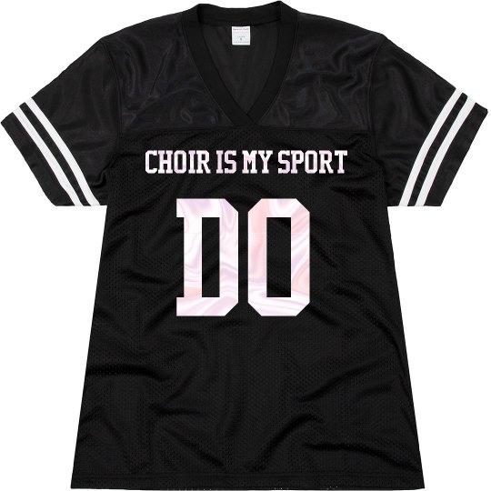 Choir is My Sport
