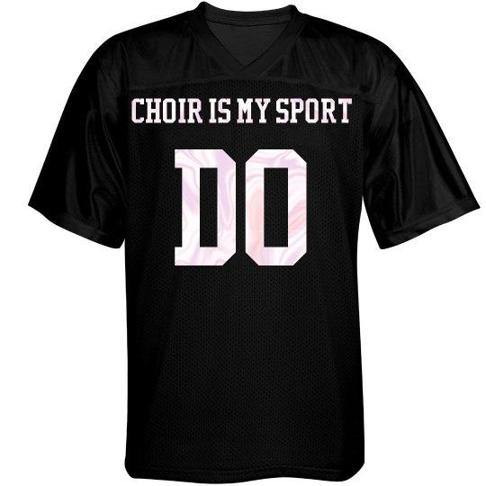 Choir is My Sport Mens