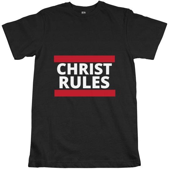 Christ Rules