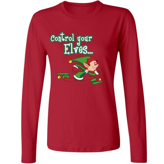Christmas - Control Your Elves