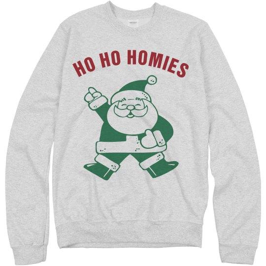Christmas Homies!