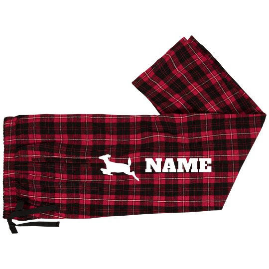 Christmas Hunting Pajamas Doe