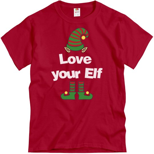 Christmas Love Your Elf