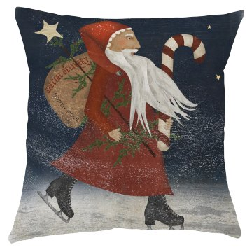 Christmas Santa Pillow Cover