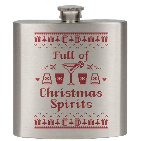 Christmas Spirits To Go