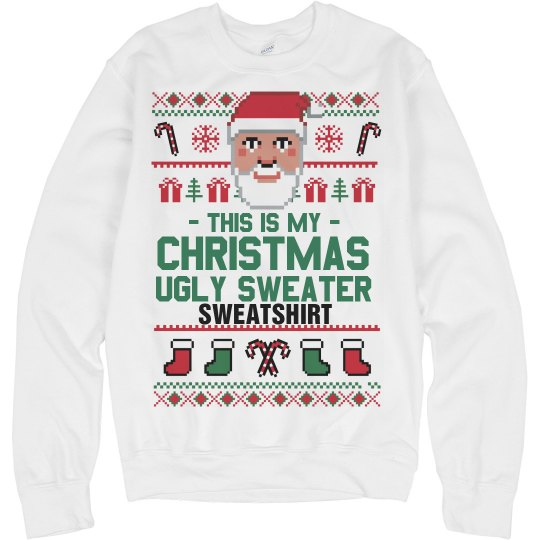 Christmas Ugly Sweater Sweatshirt