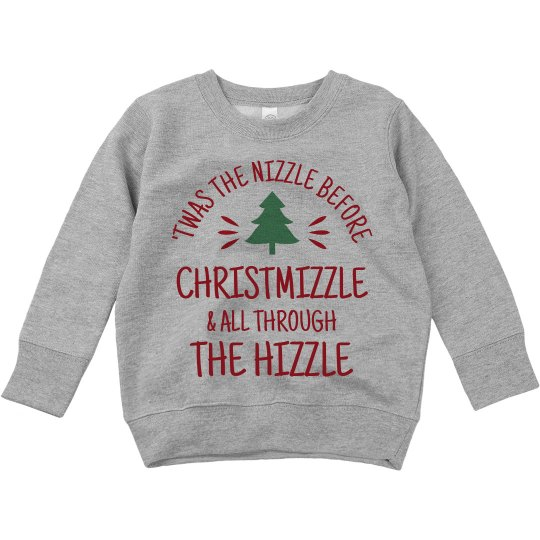 Christmizzle Funny Ugly Sweater