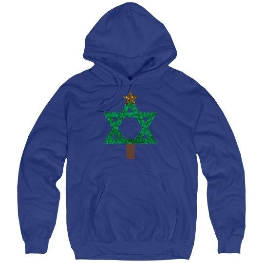 christmukkah xmas tree