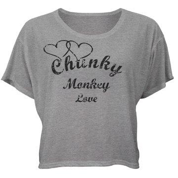 Chunky Monkey Love