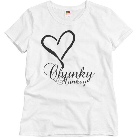 Chunky Monkey Love