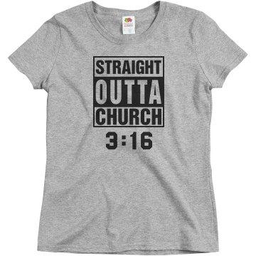 Church'n