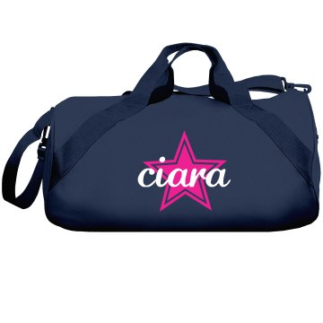 Ciara. Ballet