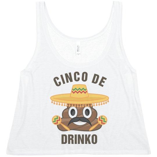 Cinco de Drinko Emoji!