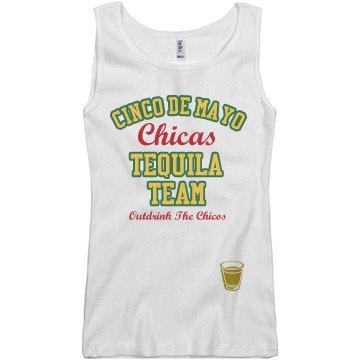 Cinco De Mayo Drink Team