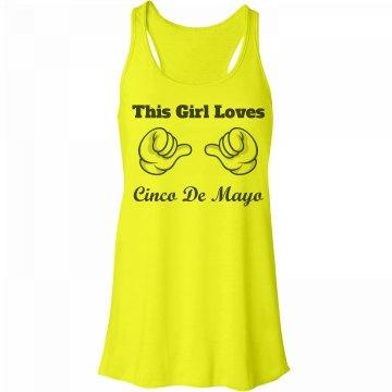 Cinco De Mayo Girl