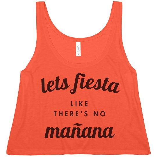 Cinco De Mayo Let's Fiesta
