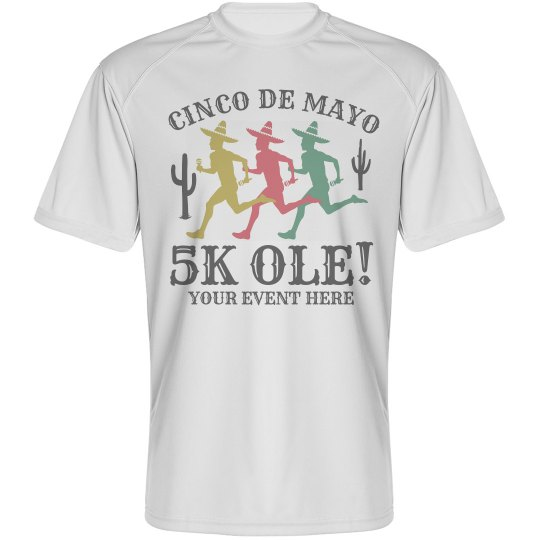 Cinco De Mayo Run Team
