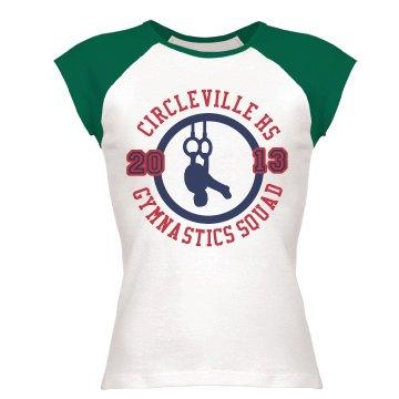 Circleville HS Squad