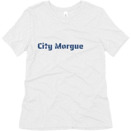 City Morgue T-Shirt