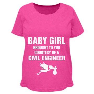 Civil Engineer Girl