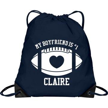 Clair's boyfriend