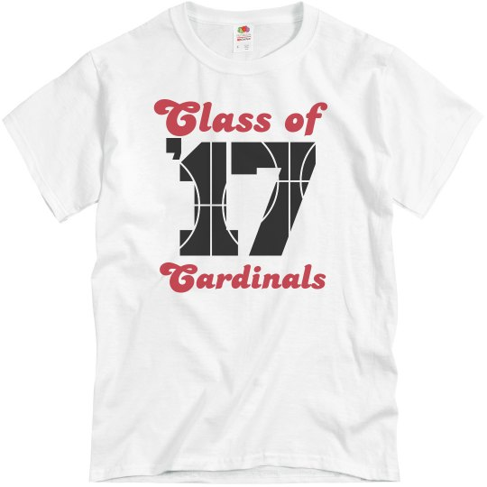 Class of '17 Cards