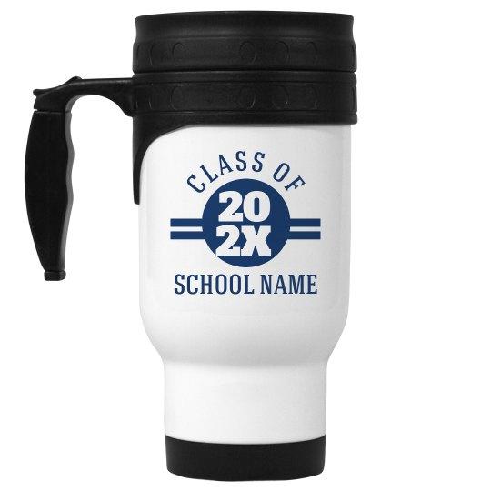 Class Of 2021 Grad