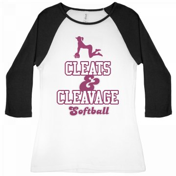 Cleats & Cleavage Team