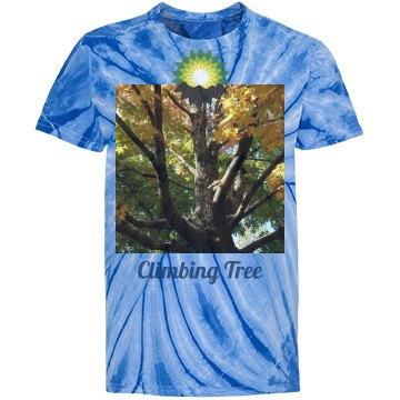 climbing tree tee