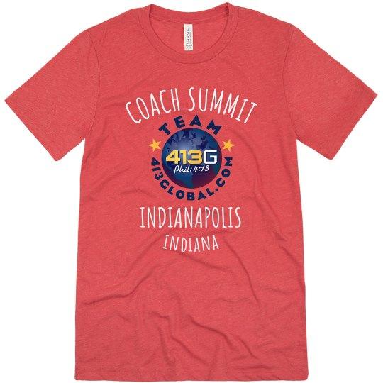 COACH SUMMIT 2019 MEN T-SHIRT