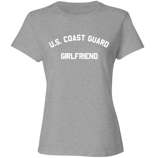 Coast Guard Girlfriend Our Love