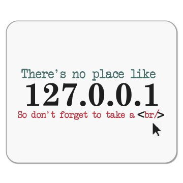 Coding mousepad