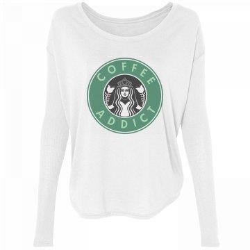 Coffee Addict Logo