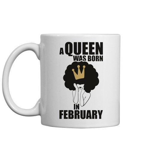 Coffee Queen February