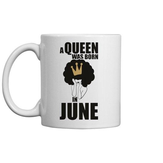 Coffee Queen June